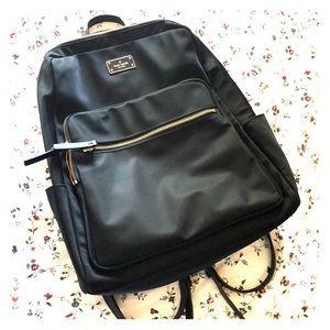 Kate Spade Nylon & Leather Backpack